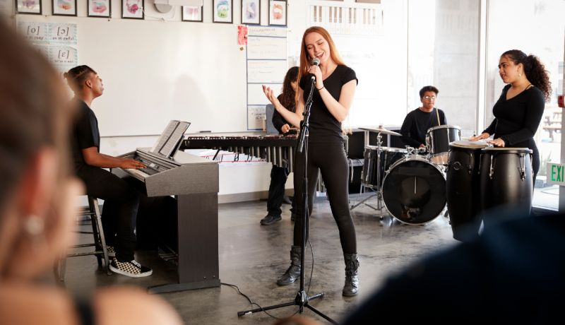 vocal tuition