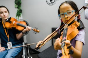 violin lessons rouse hill castle hill hills district
