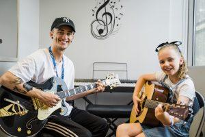 guitar lessons castle hill rouse hill hills district