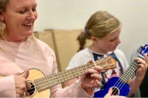 ukulele classes hills district castle hill rouse hill