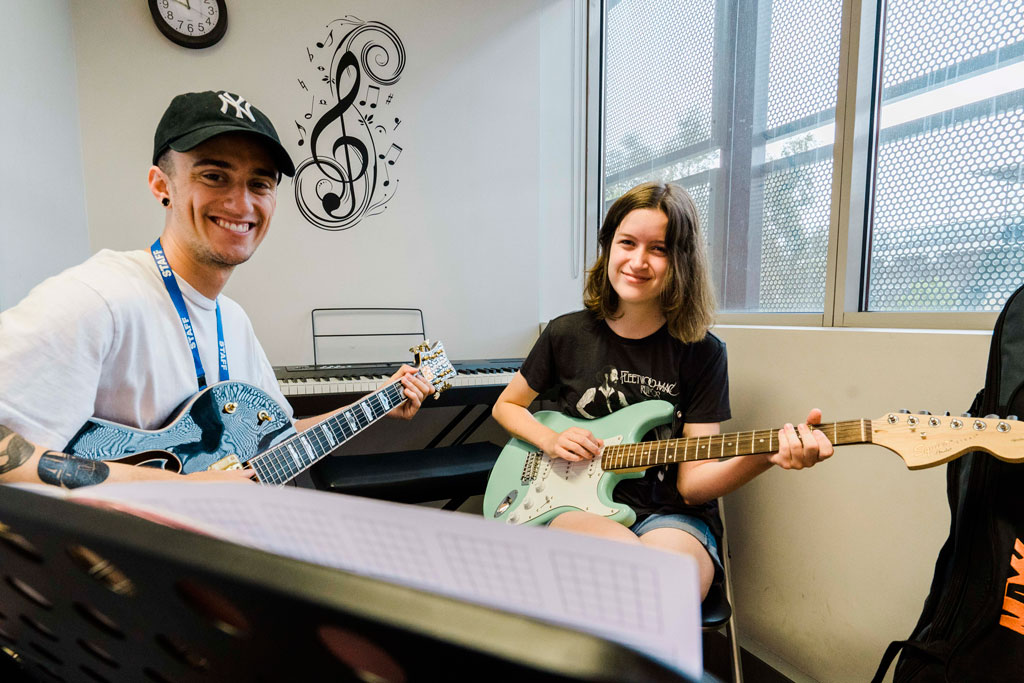 guitar lessons castle hill rouse hill hills district
