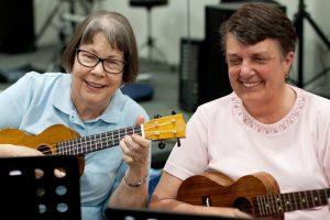 ukulele club lessons