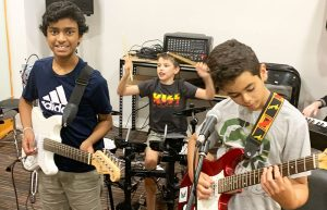 school holiday music groups
